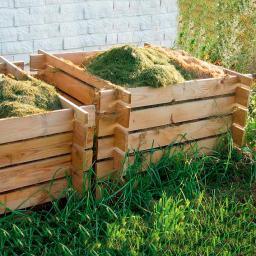 Gärtner Pötschkes Kompostsilo