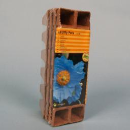 Anzuchttöpfe, 5 cm, quadratisch