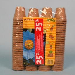 Anzuchttöpfe, 6 cm, rund