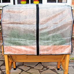 VegTrug Wachstumsnetz für VegTrug, 100x71x65 cm