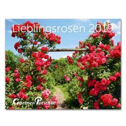Gärtner Pötschkes Maxi-Kalender
