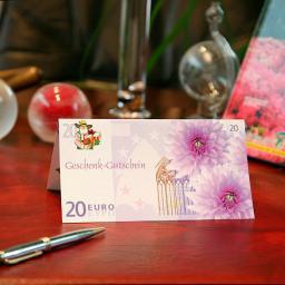 Gärtner Pötschkes Geschenk-Gutschein 20,- Euro