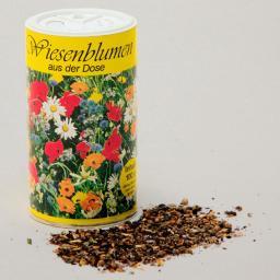 Wiesenblumen-Mischung, 100 g Sä-Dose