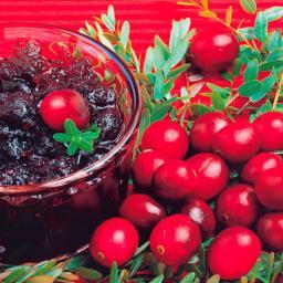 Cranberry, im ca. 13 cm-Topf