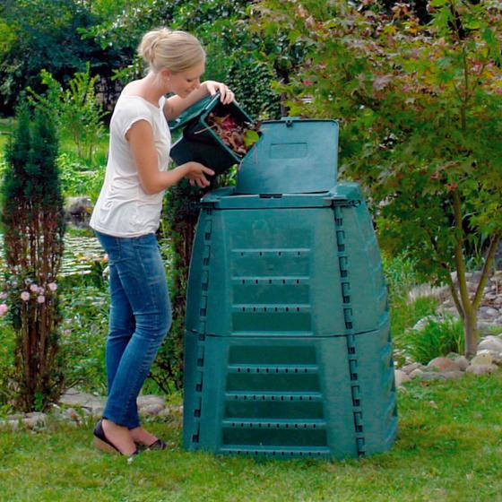 GARANTIA Thermo-Star Komposter 1.000 Liter