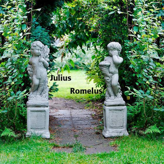 Steinfigur Julius