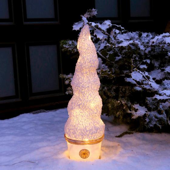 Leucht-Buchsbaum Spiralis