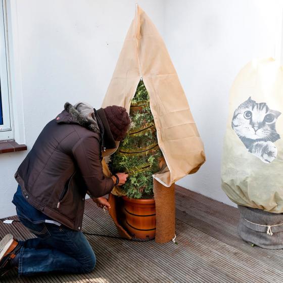 Frostschutz-Heizkabel, selbstlimitierend 15m