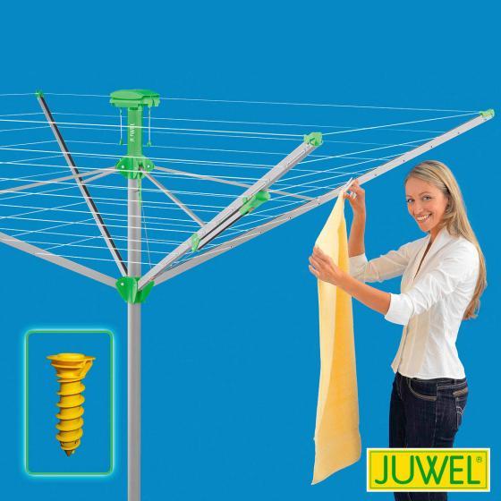 JUWEL Wäschespinne Novaplus 600 Easy