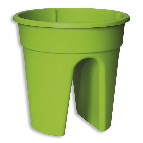 3er-Set Flowerclip, grün