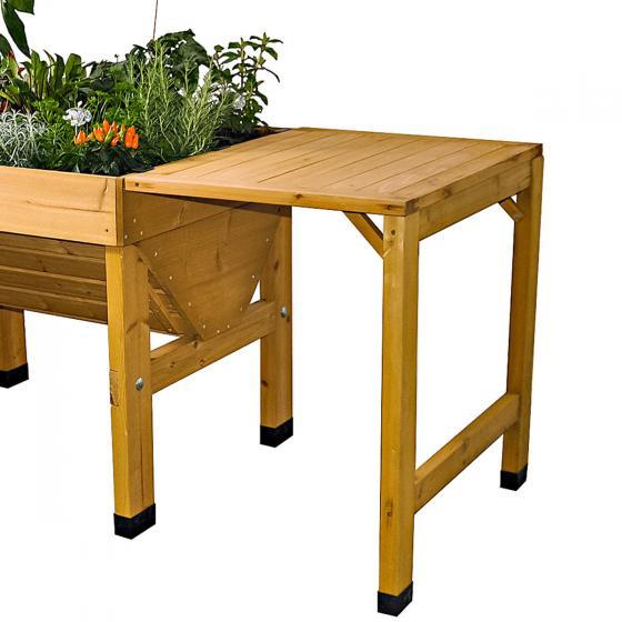 Arbeitstisch, FSC-Holz, natur, 60x76x80 cm