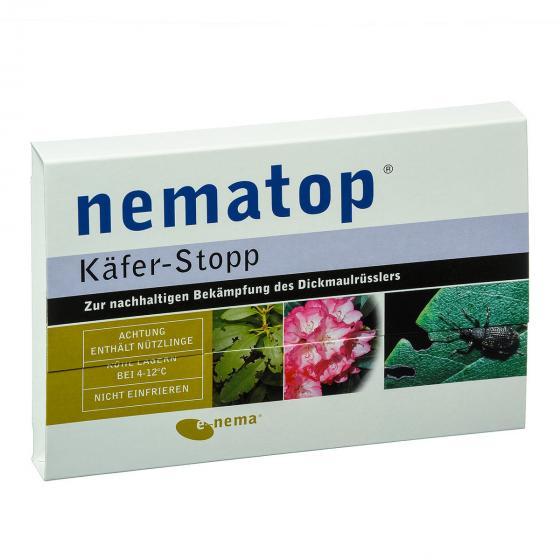 Nematop® Käfer-Stopp gegen Dickmaulrüssler