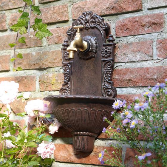 Wandbrunnen Roma