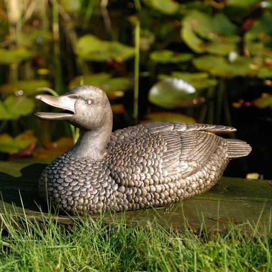 Deko-Ente Adelheid