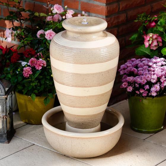 Brunnen Cesar