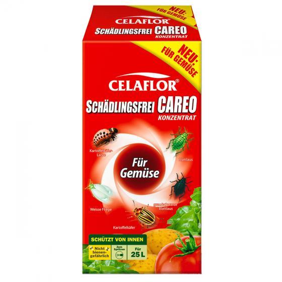Schädlingsfrei Careo Konzentrat für Gemüse, 250 ml