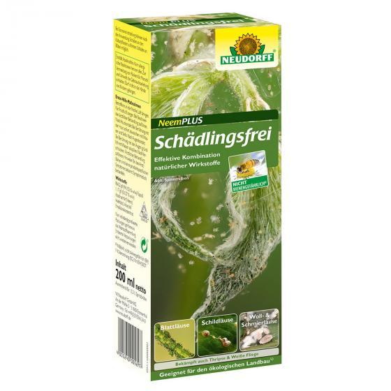 Neudorff Neem Plus Schädlingsfrei, 200 ml