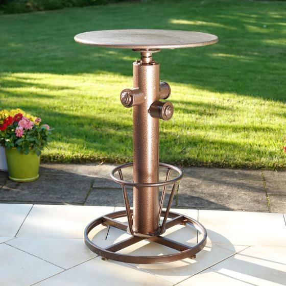 Stehtisch Hydrant