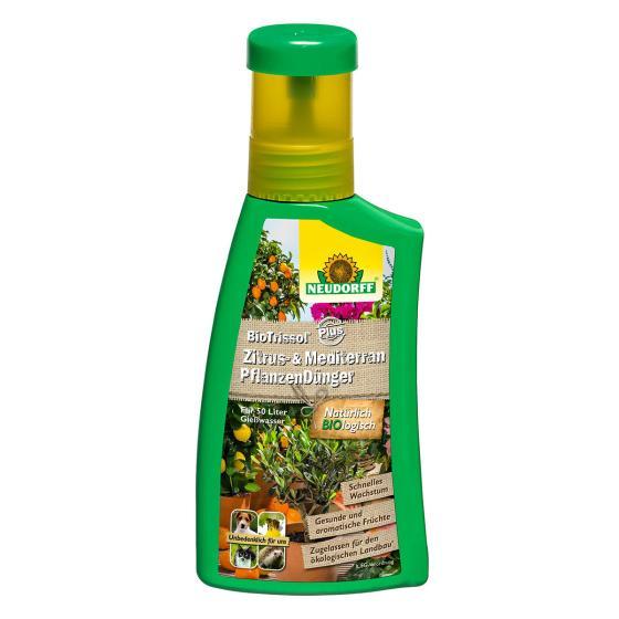 Neudorff Zitrus- und Mediterranpflanzen-Dünger, 250 ml