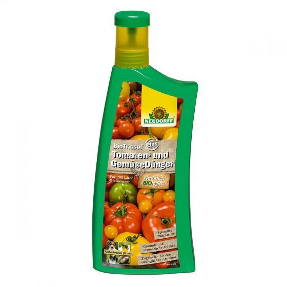 Neudorff BioTrissol Plus Tomaten- und GemüseDünger, 1 Liter