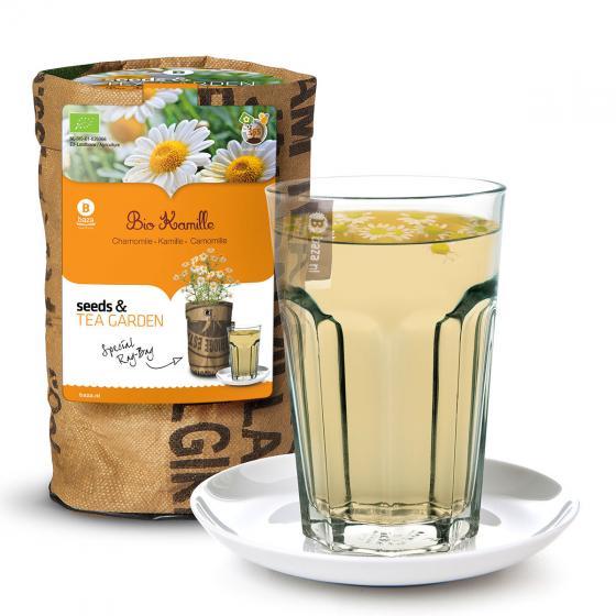 Teegarten BIO Kamillesamen im RAG-Pflanzbeutel