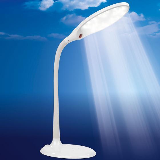 Tageslichtlampe Tischlampe DayLight LED Color