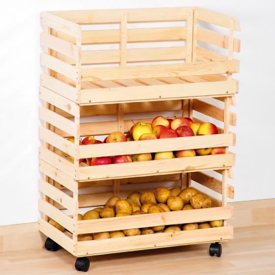 Obst- & Kartoffelhorde, groß