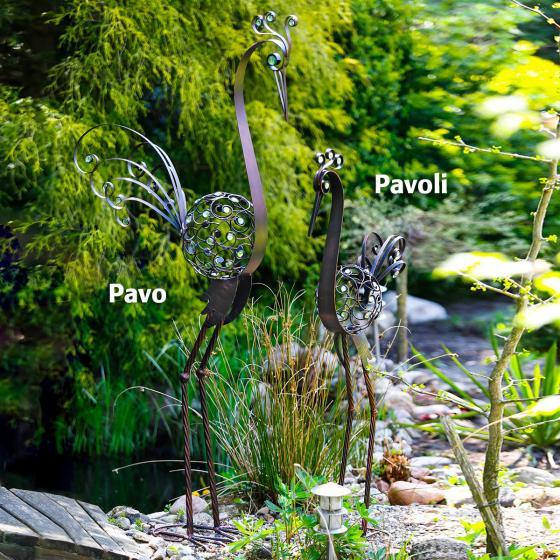 Vogelfigur Pavo