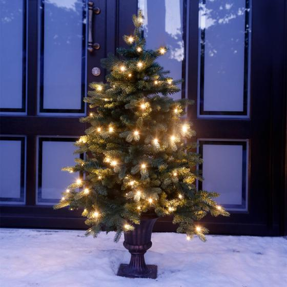 led au en weihnachtsbaum tannenzauber online kaufen bei g rtner p tschke. Black Bedroom Furniture Sets. Home Design Ideas