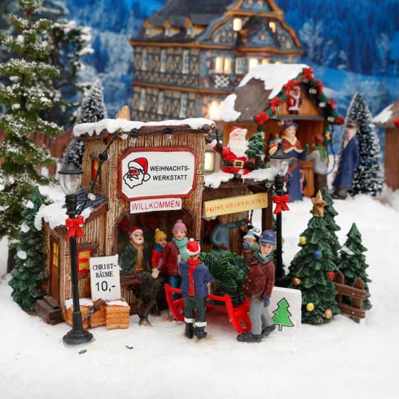 Miniatur-LED-Weihnachtsbaum-Verkauf