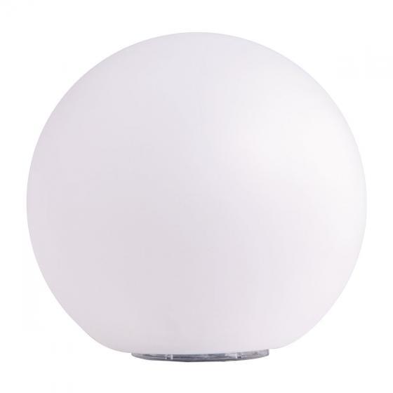 HEITRONIC® Solar LED-Kugel Boule, 20 cm, weiß