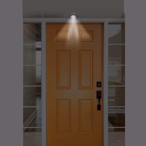 EASYmaxx LED-Leuchte Spot 6V weiß