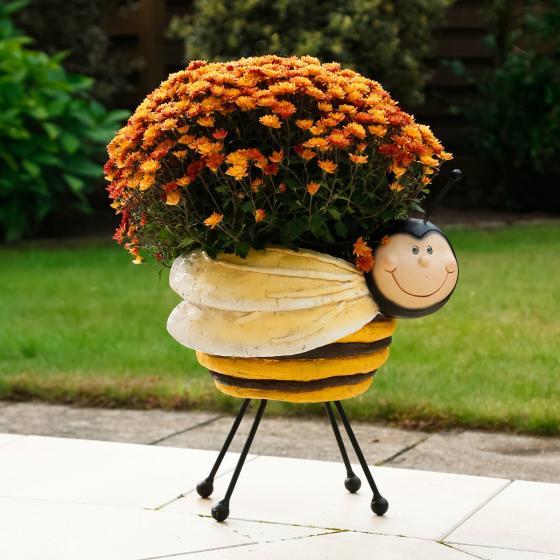 Pflanztopf Biene Summi