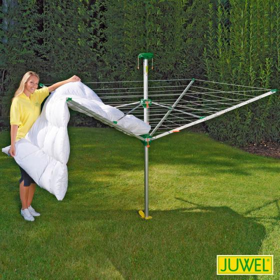 Wäschespinne JUWEL Futura Premium 600 XXL