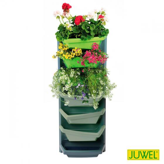 JUWEL Vertical Garden Aufbauelement, limette