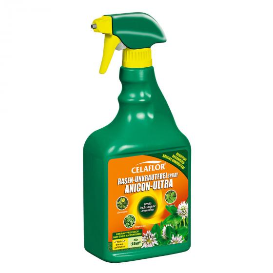 Celaflor Rasen-Unkrautfrei Anicon Ultra, 750 ml Sprühflasche