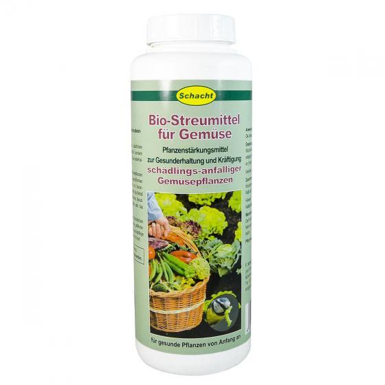 Bio-Streumittel für Gemüse, 600 g Streudose
