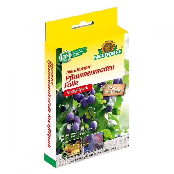 Neudorff Neudomon PflaumenmadenFalle, 1 Nachfüllpack