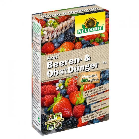 Azet®  Beeren- und Obst-Dünger, 1 kg