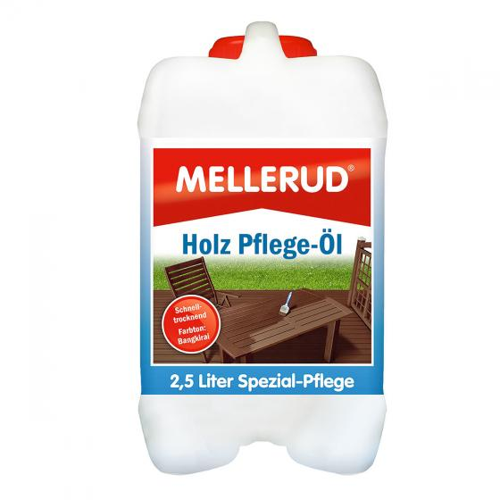 MELLERUD® Holz Pflege-Öl Bangkirai 2,5 l