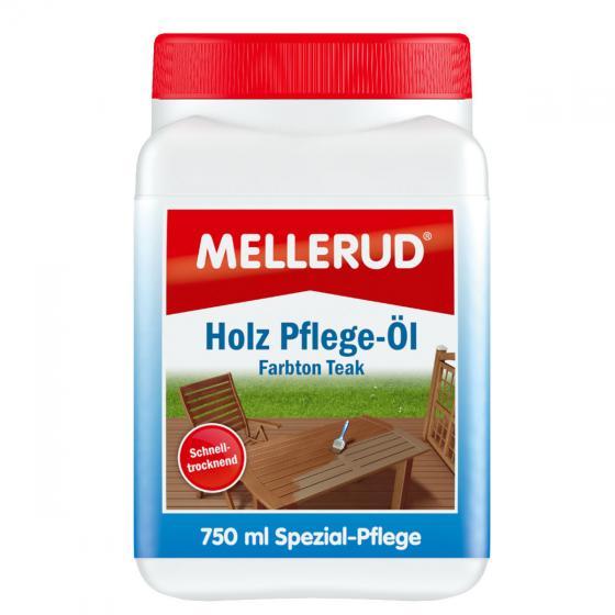 Holz Pflege-Öl, Farbton Teak, 750 ml
