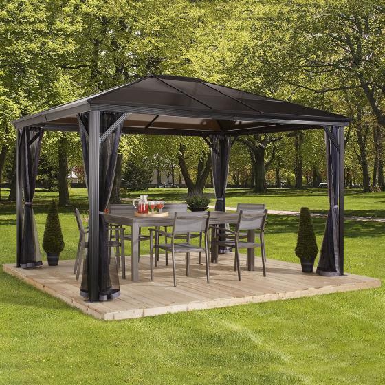Pavillon Verona 10x10, 298x298x260 cm