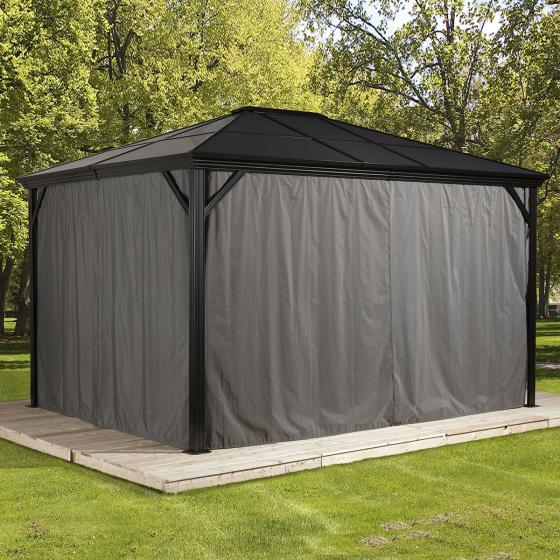 Vorhang-Set Pavillon Cambridge 10x12