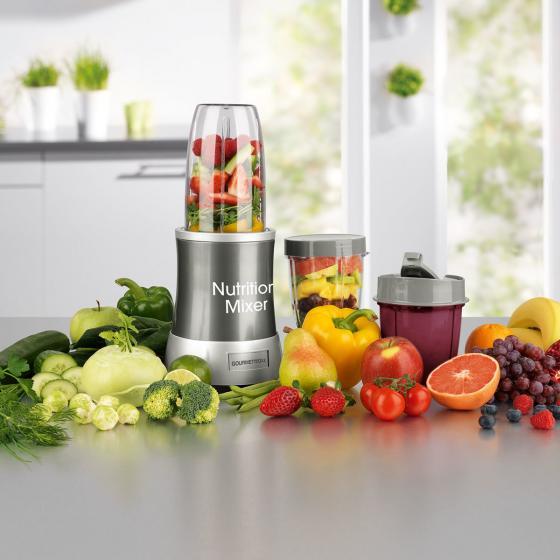GOURMETmaxx Nutrition Mixer 11-tlg.