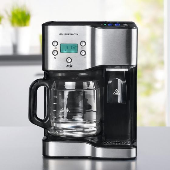 GOURMETmaxx Kaffee- & Teestation