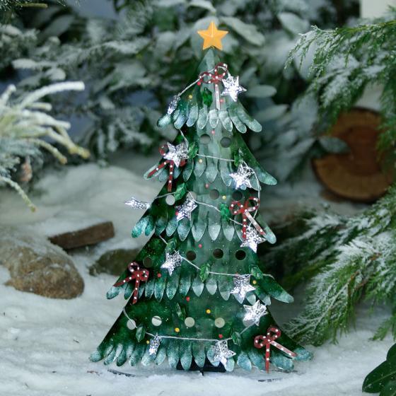 LED-Weihnachtsbaum Leuchtende Weihnacht