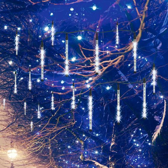 LED-Lichterkette Meteoritenschauer