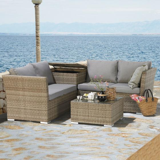 Lounge-Gruppe Atlantic