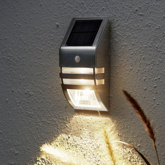 LED-Solar Wandleuchte Wally