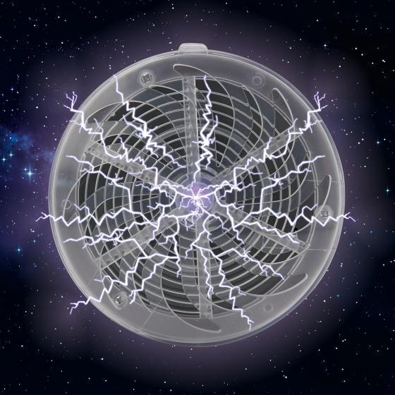 EASYmaxx Solar Mückenfalle 2in1
